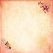 Floral Elegance Illustrated Paper 4