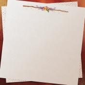 Floral Elegance Stacked Paper 2b