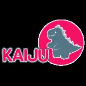 GSM- Japan Kawaii Word Art 03