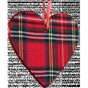 Plaid Heart 2