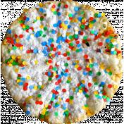 Confetti Pastry