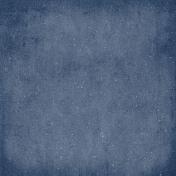 Winter Day Solid Paper- Dark Blue