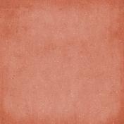 Winter Day Solid Paper- Dark Orange