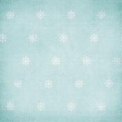 Winter Fun- Snow Baby Paper Snowflakes