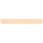 Spring Day Collab- March Winds Washi Tape Cream