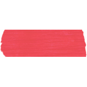 Spring Day Collab- March Winds Washi Tape Red