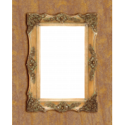 Into the Woods- Wood Photo Frame