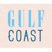 Destination Florida Beach Gulf Coast Word Art
