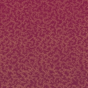 Family Day Civil War Era Vine Paper Burgundy