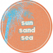 Summer Lovin' July 2017 Blog Train- Sun Sand Sea Tag