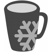 Winter Day Template- Mug
