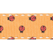 Garden Tales Elements- Ladybugs Ribbon