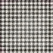 PS Good Vibes Houndstooth Paper