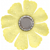 Food Day- Yellow Flower