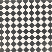 Food Day- Checkered Floor Paper