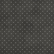 Food Day- Black Hexagon Dotted Paper