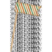 Fall Flurry Toothpick Flag