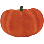 Pumpkin Spice- In the Orchard Pumpkin