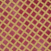Harvest Pie Lattice Red Pie Paper