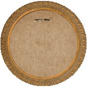 Harvest Pie Round Label