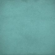 Elegant Autumn Teal Striped Paper