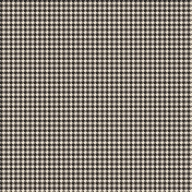 New Day Houndstooth Print Paper