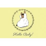 New Day Baby Hello Baby 01 JC 4x6