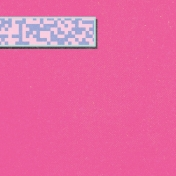 Digital Day Pink Journal Card 4x4