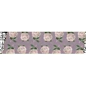 Fresh- Roses Washi Tape