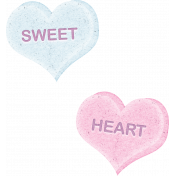 Sweets and Treats- Candy Hearts