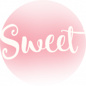 Sweets and Treats- Sweet Vellum Label