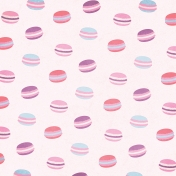 Sweets and Treats- Macaroons Paper