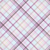 Sweets and Treats- Plaid Paper 03