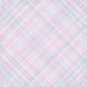 Sweets and Treats- Plaid Paper 04