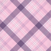 Sweets and Treats- Plaid Paper 06