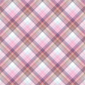 Sweets and Treats- Plaid Paper 08
