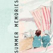 June Good Life- Summer Memories Journal Card 4x4