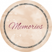 Remembrance- Memories Label
