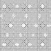 Snow Baby Template- Snowflakes Paper
