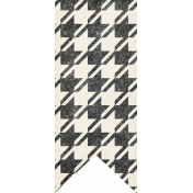 Kids Ahead- Houndstooth banner
