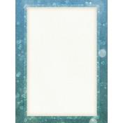 Summer Twilight- Bokeh Journal Card 3x4