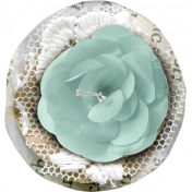 Frenchy Layered Flower