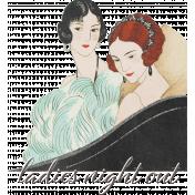 Frenchy Vintage Ladies