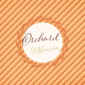 Orchard Traditions Orchard Memories Journal Card 4x4
