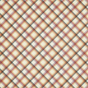 Orchard Traditions Plaid Paper