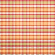Orchard Traditions Plaid Paper 02