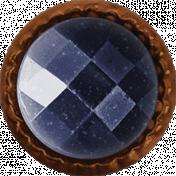 Bonfire Memories Jewel Button
