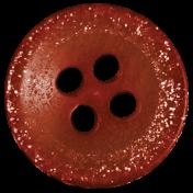Warm n Woodsy Glitter Button