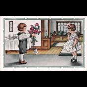 Legacy of Love Vintage Card