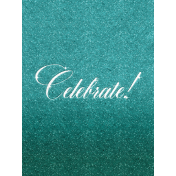 Legacy of Love Celebrate Journal Card 3x4